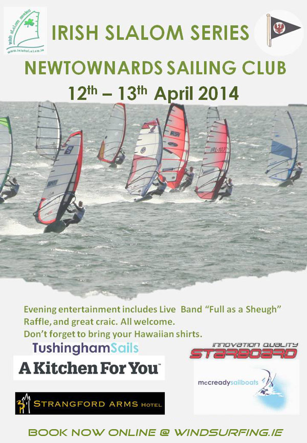 Irish Slalom Series 2014 Round 1